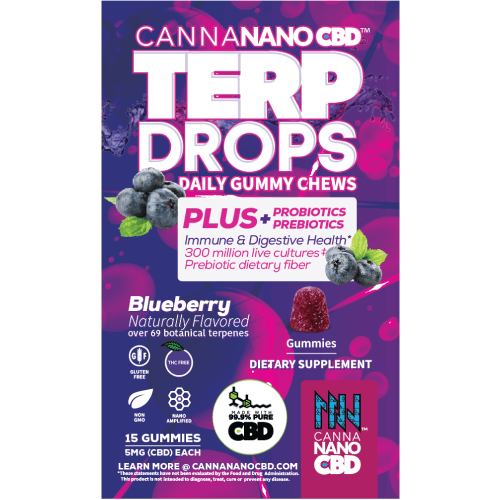Terp Drops Blueberry