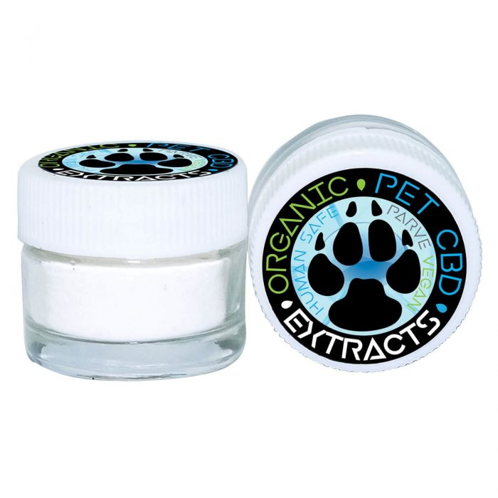 CannaNano CBD Isolate Pet Extract