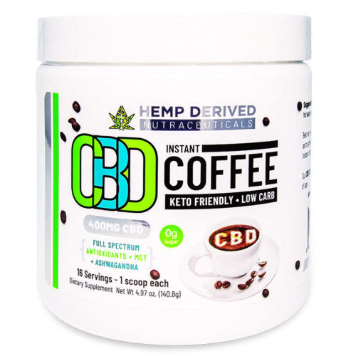 HDN CBD Coffee